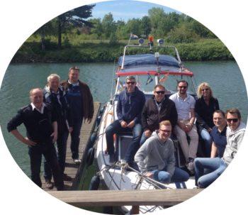 Prüfungfahrt Sportbootführerschein 5.05.18